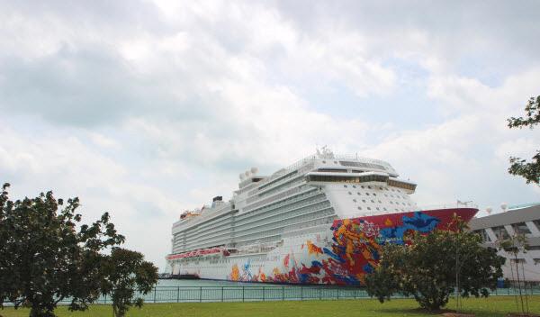 เรือสำราญ Genting Dream
