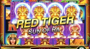 RED TIGER รีวิวSun of Ra
