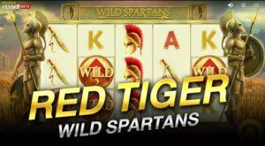 RED TIGER รีวิวWild Spartans