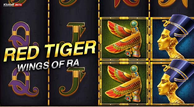 RED TIGER รีวิวWings of Ra