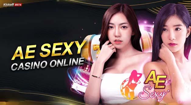 ae sexy casino online